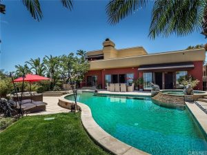 Calabasas CA celebrity home for sale
