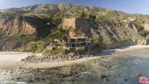 Malibu oceanfront estate for sale
