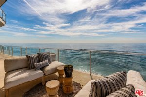 Malibu CA beach home for sale