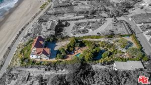 Malibu CA Celebrity home for sale